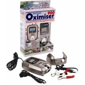 Nabíječka Oximiser 900, OXFORD - Anglie (12 V, 0,9 A, 30 Ah)