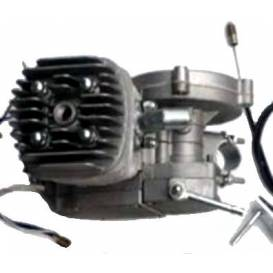 Engine 48/60 / 80cc for motorcycle kit for motorcycle - separate