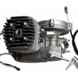 Motor 48/60/80cc pro motorový kit na motokolo - samostatný