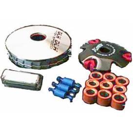 Tuning variátoru GY6 50cc