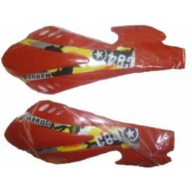Kryty páček Sunway typ 3 - červené