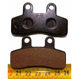 Enduro 125/150 / 250cc brake pads