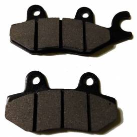 Brake pads rear Jonway GTS