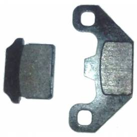 Brake pads Buggy 125cc - front
