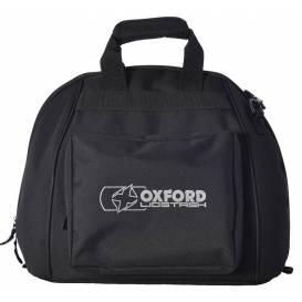 Taška na prilbu Lidstash, OXFORD - Anglicko (čierna)