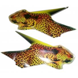 Front sticker for Leopard 150 / 250cc ATVs