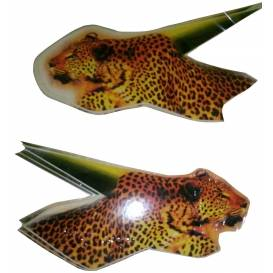 Front sticker for Leopard 110 / 125cc ATVs