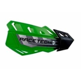 Kryty páček FLX, RTECH - Itálie (zelené, 4 varianty v 1, vč. montážní sady)