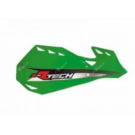 Kryty páček DUAL EVO, RTECH (zelené odst. Kawasaki KXF, vč. montážní sady)