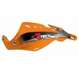 Lever covers GLADIATOR ALU, RTECH (orange, without mounting kit - must be purchased separately)