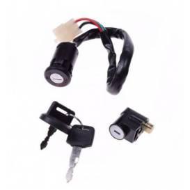 Switch box with Shineray 250STXE steering lock