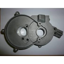 Motorcycle engine crankcase (No.15) - right