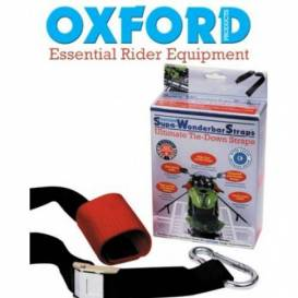Handlebar straps for securing the motorcycle Bar Strap Kit, OXFORD