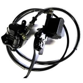 Brzdový hydraulický systém zadný - ATV