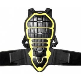 Chrbticový chránič BACK WARRIOR 170/180, SPIDI (čierny / žltý)