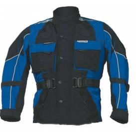 Taslan jacket, ROLEFF, children's (black / blue)