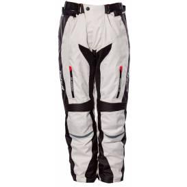 Kalhoty Memphis, ROLEFF (šedé/černé/červené)