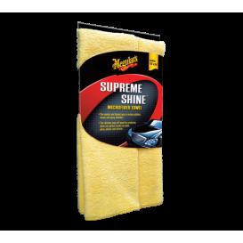 MEGUIARS Supreme Shine Microfiber Towel - mikrovláknová utěrka 40cmx60cm