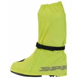 Návleky na boty HV COVER s podrážkou, SPIDI (žluté fluo)