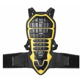 Páteřový chránič BACK WARRIOR 180/195, SPIDI - Itálie (černý/žlutý)