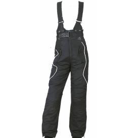 Laclové nohavice Taslan, ROLEFF, detské (čierne)