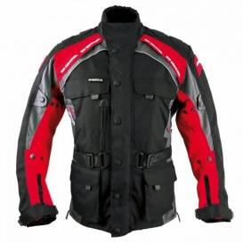 Bunda Liverpool, ROLEFF - Německo, pánská (černá/červená)