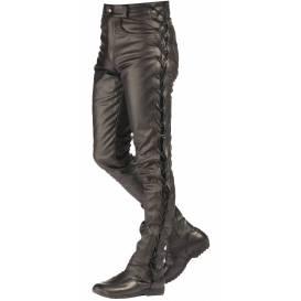Kalhoty kožené šněrovací, ROLEFF - Německo, pánské
