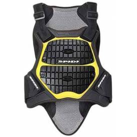 Chránič těla DEFENDER BACK AND CHEST 170/180, SPIDI (černý/žlutý)