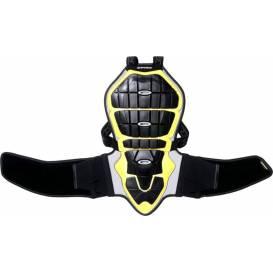 Chrbticový chránič BACK WARRIOR LADY 160/170, SPIDI, dámsky (čierny / žltý)