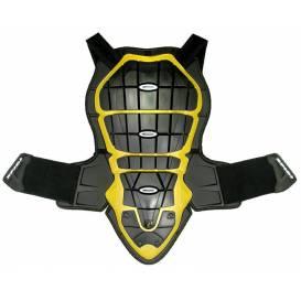 Chránič těla DEFENDER BACK AND CHEST 160/170, SPIDI - Itálie (černý/žlutý)