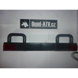 Rear bumper (jeep)