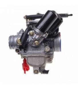 Carburetor and filters