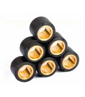 Variator rollers