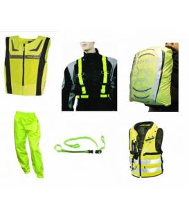 Reflective equipment and elements