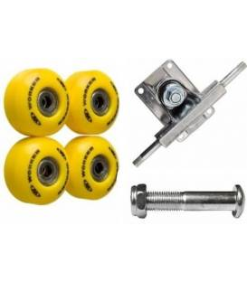 Spare parts for skateboards and longboards