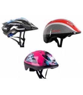 Bicycle and inline helmets