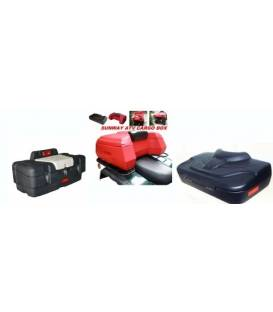 Plastic boxes for ATVs