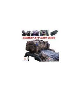 Textile boxes for ATVs