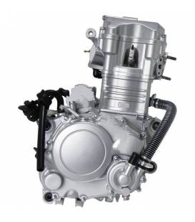 Engine and transmission