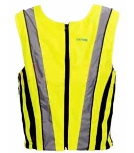 Reflective vests and raincoats