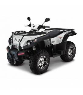 ATVs with license plates