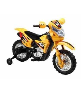 Elektro motocykly