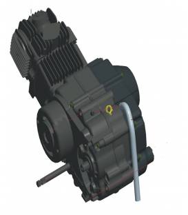 Engine parts 90cc
