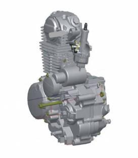 Díly motoru 250cc