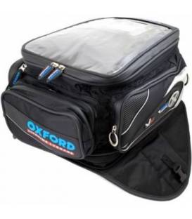 Textile bags for motorcycles