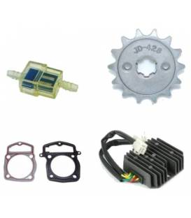 Other parts for motorcycles